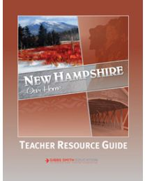 New Hampshire, Our Home Teacher Resource Package