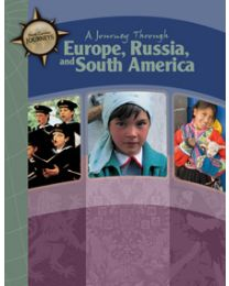 Europe, Russia, and South America, A Journey Through