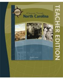 North Carolina, A Journey Through Teacher's Edition