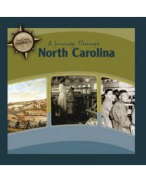 North Carolina, A Journey Through Audio Book