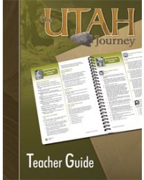 The Utah Journey Teacher Guide