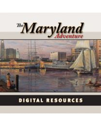 Maryland Adventure, The Digital Resource CD