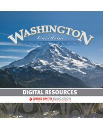 Washington, Our Home Digital Resources CD