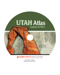 Utah Atlas CD ROM