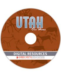 Utah, Our Home Digital Resource CD