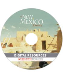 New Mexico Journey, The Digital Resource CD
