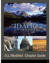 Idaho Adventure, The ELL/Modified Chapter Guide