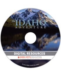 Idaho Adventure, The Digital Resource CD
