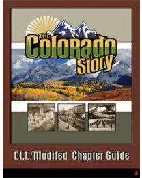 Colorado Story, The ELL/Modified Chapter Guide
