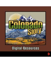 Colorado Story, The Digital Resource CD