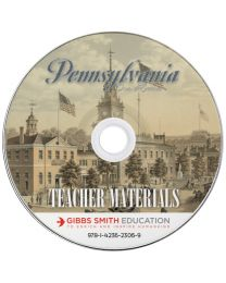 Pennsylvania, Our Home 2012 Teacher Material CD