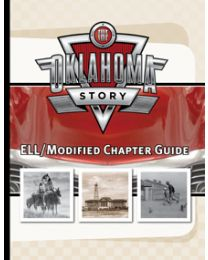 Oklahoma Story, The ELL/Modified Chapter Guide