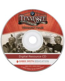 Tennessee Through Time: The Early Years Digital Resource CD 2014