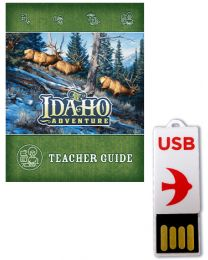 The Idaho Adventure, Second Edition, Teacher Resource Package 2018