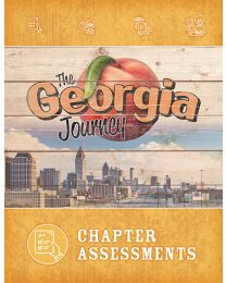 The Georgia Journey Chapter Assessments 2018