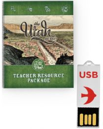 The Utah Journey, Second Edition, Teacher Resource Package + USB Thumb Drive 2019