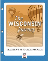 The Wisconsin Journey Teacher's Resource Package