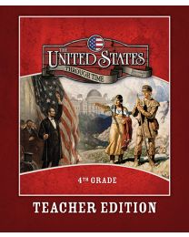 United States Through Time Teacher Edition Textbook
