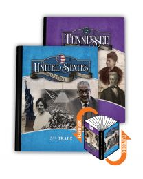 United States/ Tennessee Through Time Student Edition + Digital Access