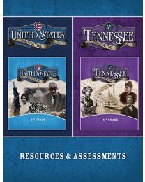 United States / Tennessee Through Time Resources and Assessments