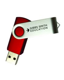 United States/ Tennessee Through Time USB Thumb Drive