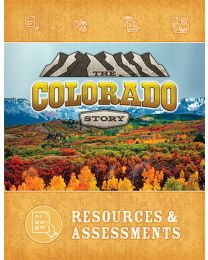 Colorado Story, The 2nd Edition Resources & Assessments