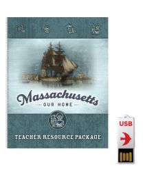Massachusetts, Our Home 2020 Teacher Resource Package + USB