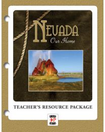 Nevada, Our Home Teacher's Resource Package