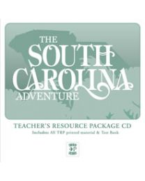 The South Carolina Adventure CD