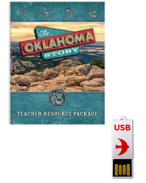 Oklahoma Story, The 2020 Teacher Resource Package + USB